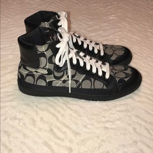 Coach Shoes - Coach Ellis Women's High Top Sneaker